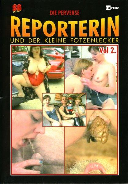 Die Perverse Reporterin #2