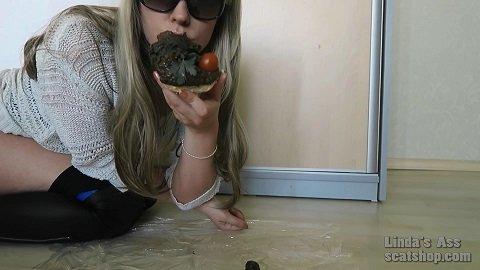 Linda's Ass – Morning Poop Sandwich