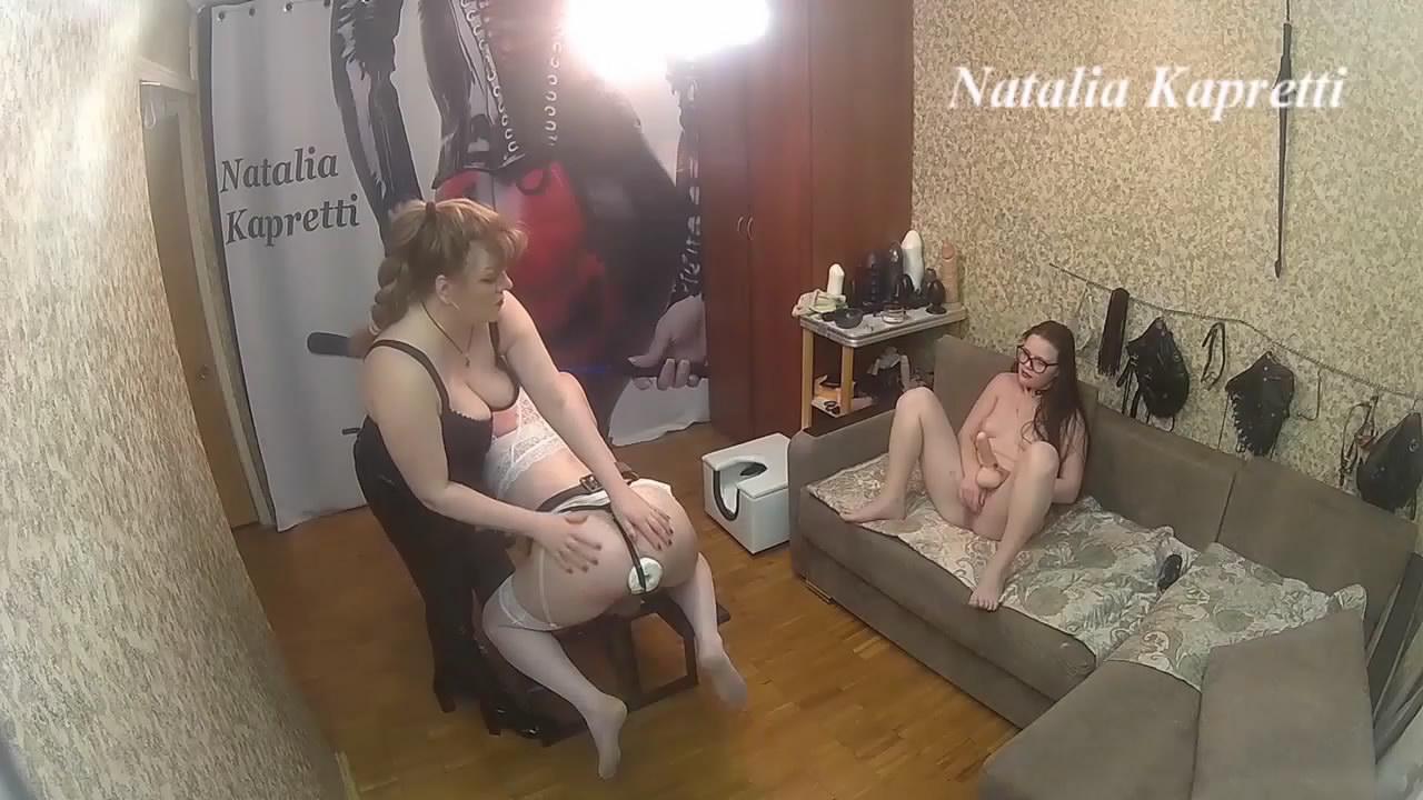 Learn Fuck And Fisting Slaves My Happy Toilet starring in video Natalia Kapretti ($19.99 ScatShop) – shitting