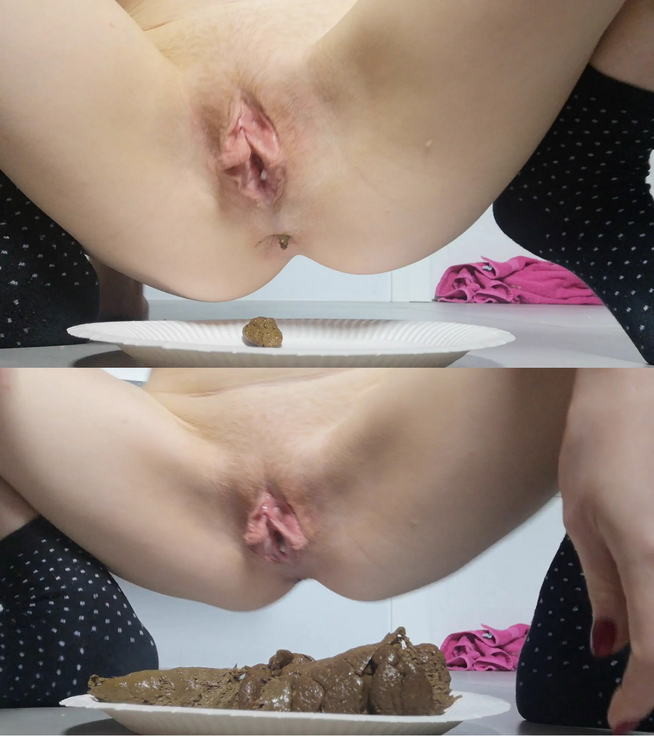 Incredibly big and juicy piece of shit starring in video LucyBelle ($36.99 ScatShop) – Amateurs Scat