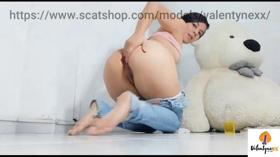 Valentynexx – Pooping in Jeans ($7.99 ScatShop)