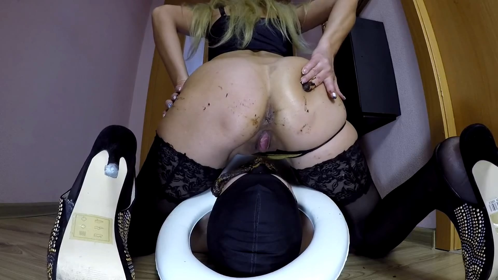You Have No Other Choice Toilet – scatdesire