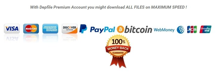 Depfile Premium Account