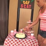 Happy Scat Day – Feeding woman food and shit (FULL HD)